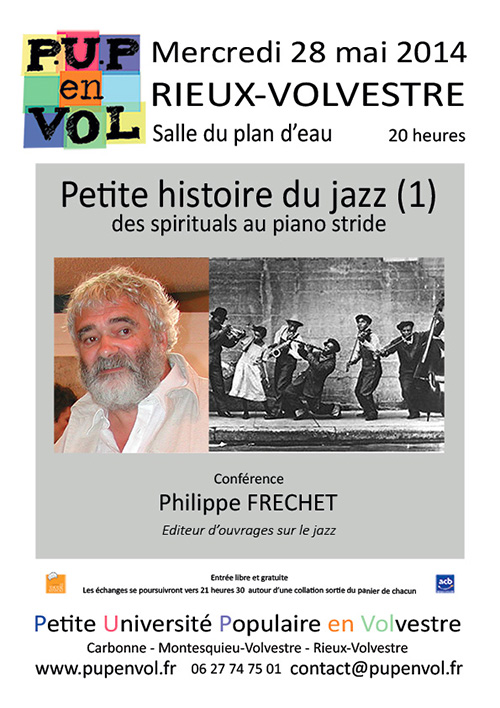 Petite histoire du jazz (1)