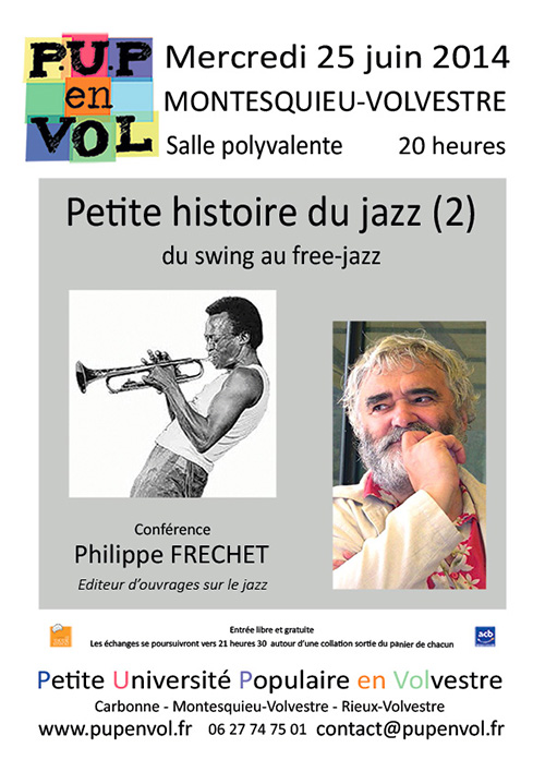 Petite histoire du jazz (2)
