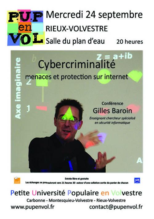 Cybercriminalité : menaces et protection sur internet