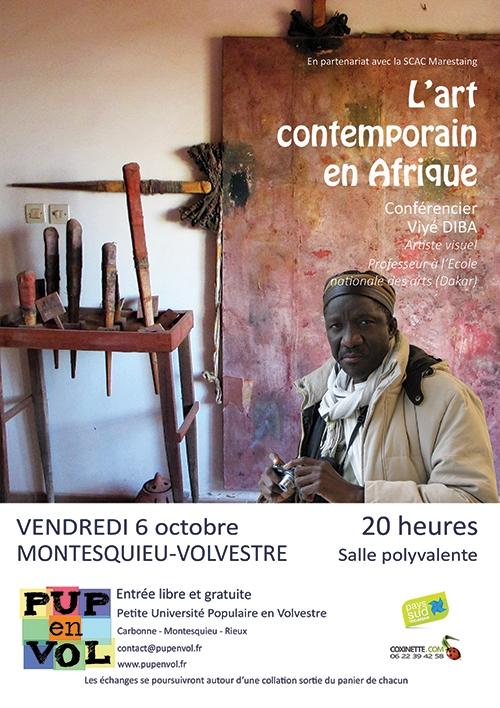 L'art contemporain en Afrique