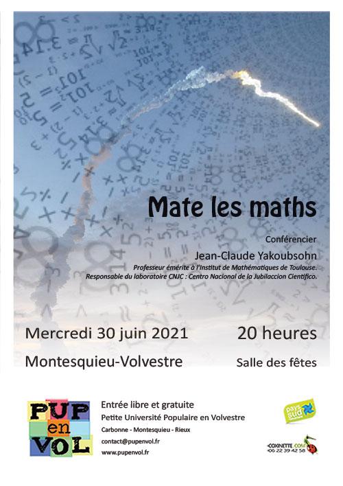 Mate les maths